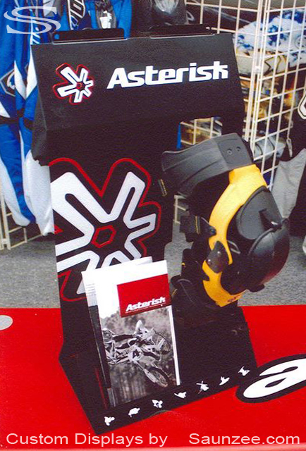 Saunzee_Custom_Displays_Steel_Self_Stand_Floor_Display_Also_Slot_Wall_Display_Asterisk_POP_Display_Retailer_Sports_Store_Display_Creative_Display_Top_10_Displays_Moto_Display.jpg