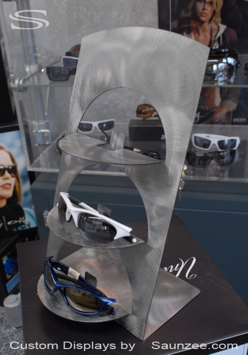 Saunzee_Custom_Displays_Sunglass_Displays_Sunglasses_Holder_Counter_top_Display_Brush_Steel_Sunglasses_Display_Sunglass_Window_Display_Sunglass_Hut_Display.jpg