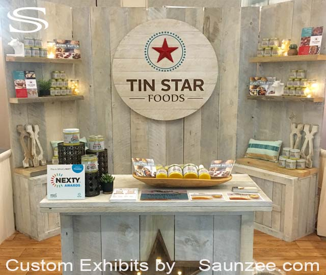 Custom_White_Wash_Barn_Wood_Trade_Show_Booths_Exhibits_Rustic_Wood_Trade_Show_Exhibits_Portable_Wood_Trade_Show_Exhibits_Free_Standing_Exhibition_Walls_Tin_Star_Foods