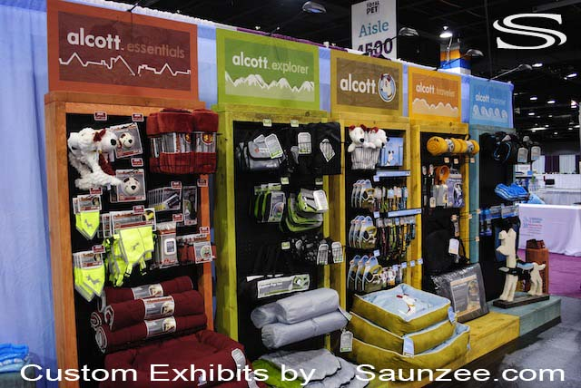 2017 fashion exhibits - Saunzee Signs Exhibits Booths