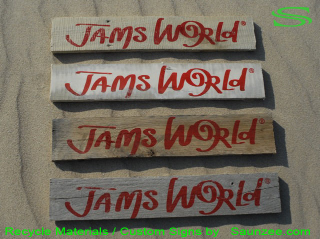 Saunzee-Go-Green-Custom-Recycle-Signs-Recyclable-Sign-Timber-Signs-Wood-Crates-Signs-Wood-Pallet-Signs-Barn-Wood-Creat-Wood-Signs-Reclaime-Wooden-Signs-Rustic-Signs-Go-Green-Eco-Friendly-Promotional-Products-Jams-World-Signage