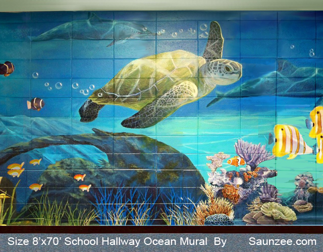Saunzee Signs Murals