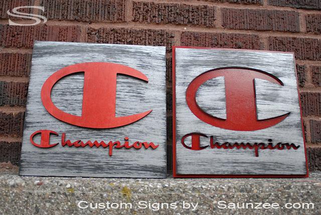 Saunzee Signs - Steel signs